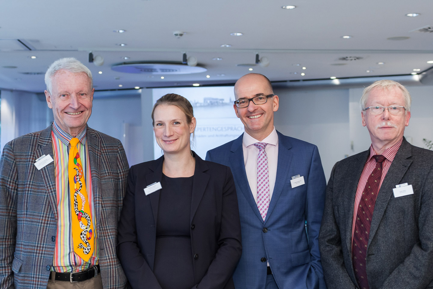 Kölner Expertengespräch Referenten