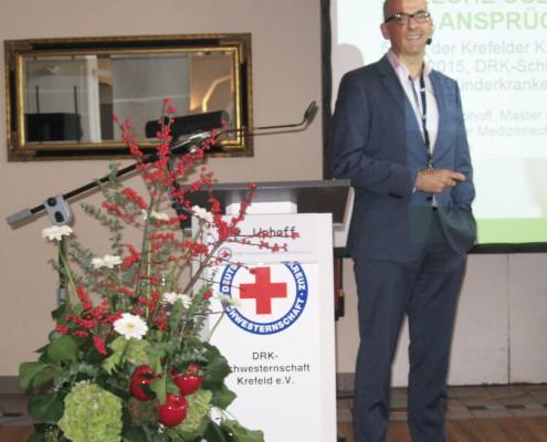 Kinderkrankenpflege - Vortrag Dr. Roland Uphoff