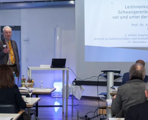 Kölner Expertengespräch - Prof. Dr. Dr. med. Axel Feige